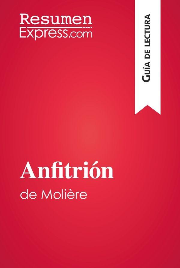 Anfitrión de Molière (Guía de lectura)