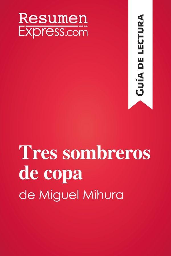 Tres sombreros de copa de Miguel Mihura (Guía de lectura)